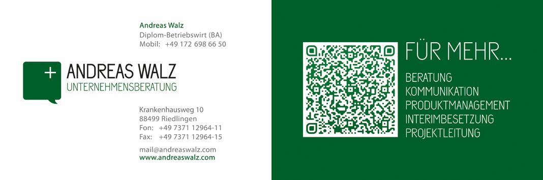 Andreas Walz Unternehmensberatung Für Mehr Beratung